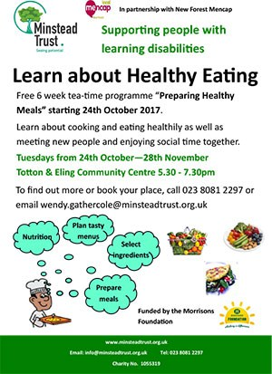 Healthy Eating Programme