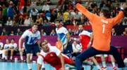 Your chance to try handball with Olympian Dan