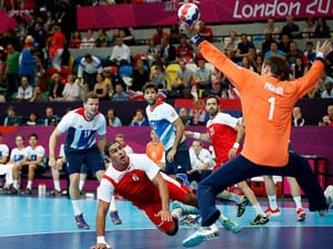 Handball at London 2012