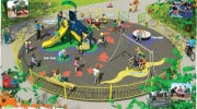 Grand Opening Admiralty Quay Play Area