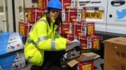 Unsafe products seized in a crackdown to protect consumers
