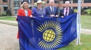Council commemorates the Commonwealth at flag raising ceremony