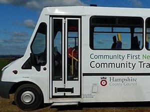 CFNF Minibus