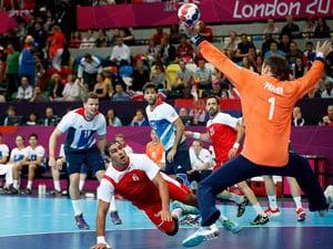 Handball at London 2012