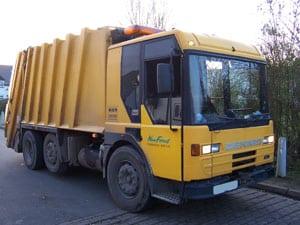 NFDC Dustcart