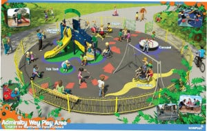 Admiralty Quay Play Area
