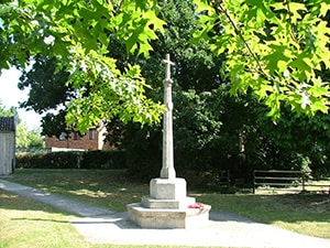 Marchwood War Memorial