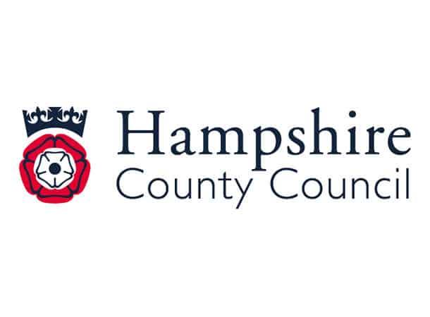 Hampshire County Council logo