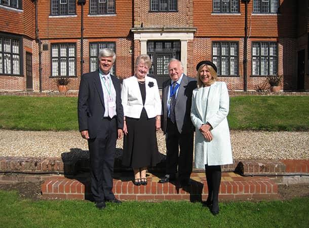 four Marchwood Councillors, 1 county councillor, 2 district and 1 parish councillors