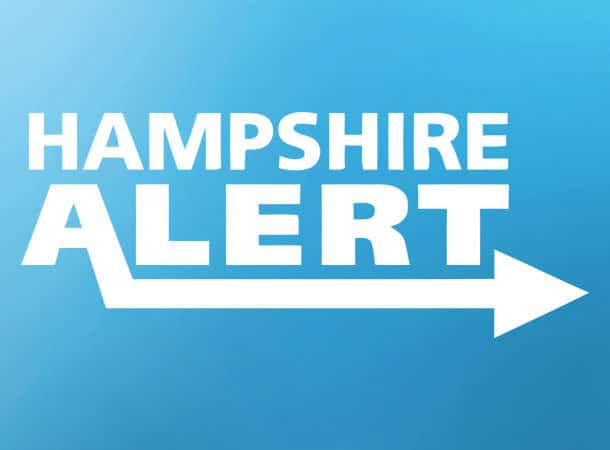 vigilant - Hampshire alerts