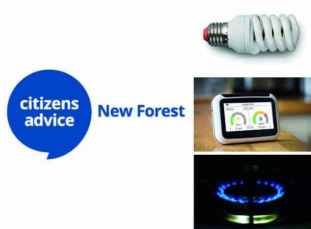 Citizens Advice New Forest is helping take the sting out of people's fuel bills this winter.